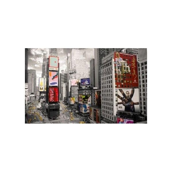 Fotoobraz City Rush, 51x81 cm
