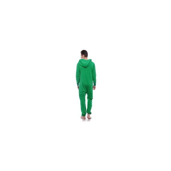 Kombinezon po domu Streetfly Thin Green, S, unisex