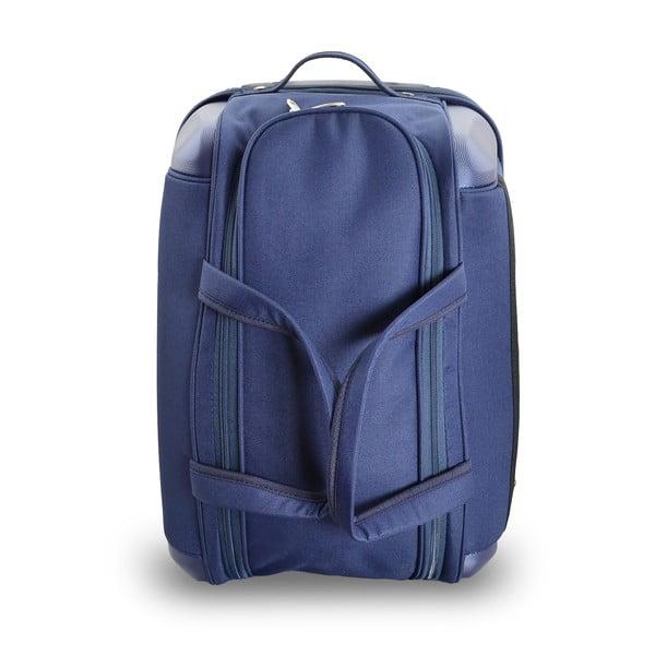 Komplet 2 toreb podróżnych na kółkach Roulettes Blue