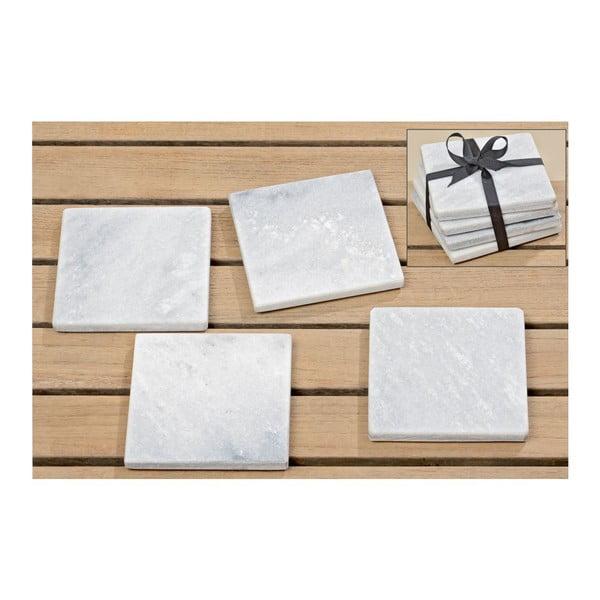 Zestaw 4 podstawek Deco Marble