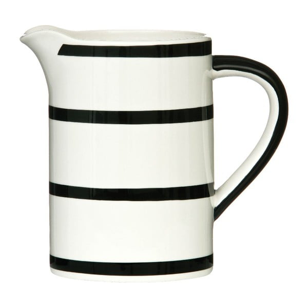 Dzbanek Black Stripe, 1 l