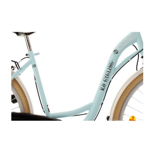 "Damski rower City Bike Casino Blue, 28"""