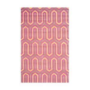 Dywan wełniany Safavieh Lotta, 152x243 cm