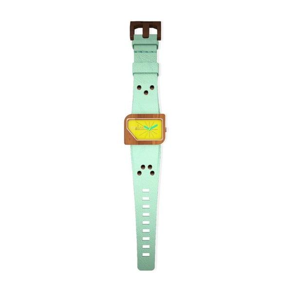Zegarek Pellicano Mint/Yellow Neon