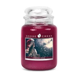 Świeczka zapachowa w szklanym pojemniku Goose Creek Magia Bożego Narodzenia, 0,68 kg