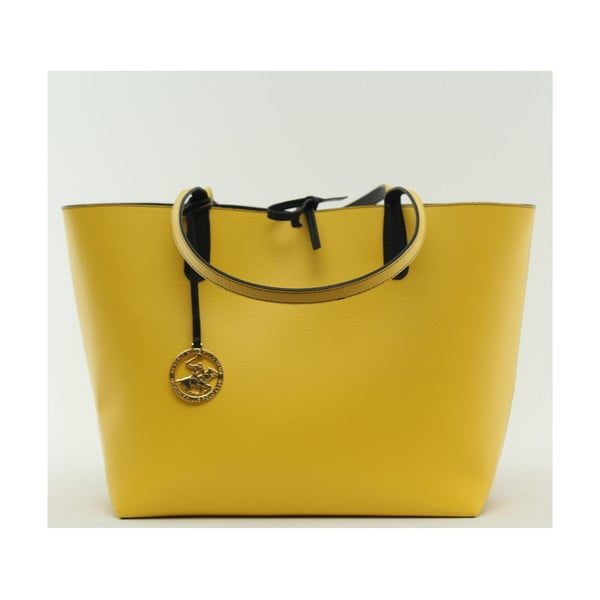 Torebka Beverly Hills Polo Club 09 - Yellow/Black