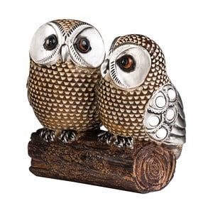 Statuetka Owl Couple