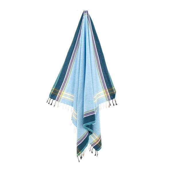Ręcznik/pareo Banu Blue, 100x178 cm