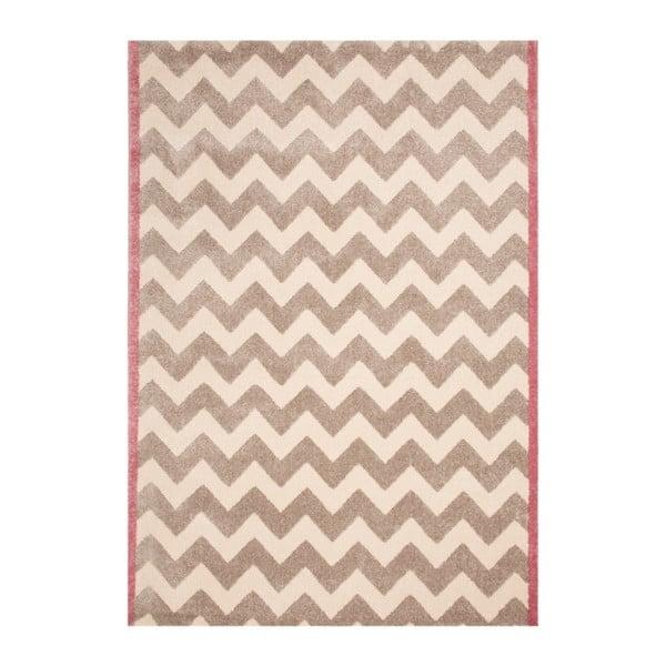 Brązowy dywan dziecięcy Zala Living Vini, 120x170 cm