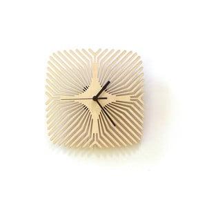 Zegar drewniany Spider, 24 cm