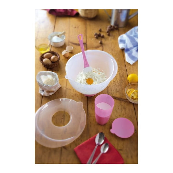 Zestaw Baking Pink