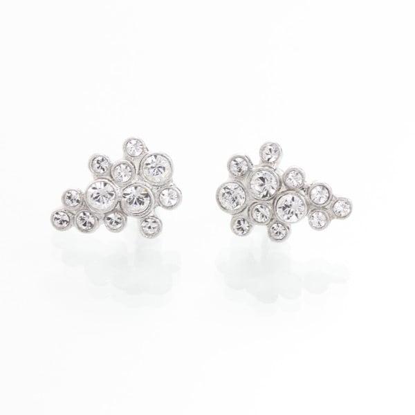 Kolczyki z kryształami Swarovski Yasmine Pechora