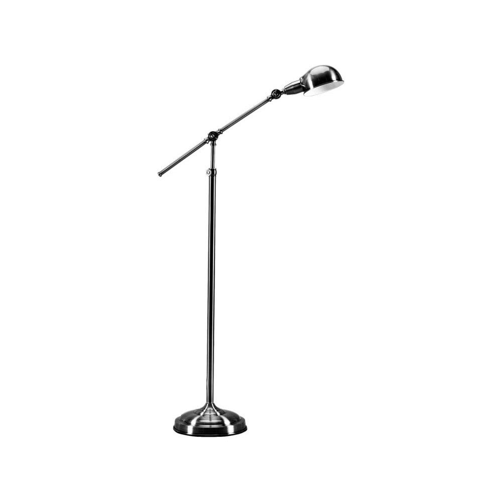 Lampa stojąca w kolorze srebra Design Twist Ferriere