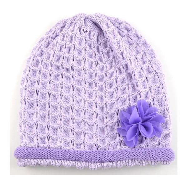 Czapka dziewczęca Rulon Purple