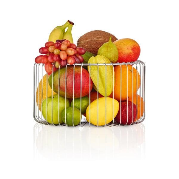 Miska ze stali nierdzewnej na ovoce Blomus Basket
