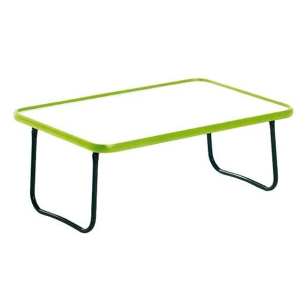 Zielona taca składana Bed Tray