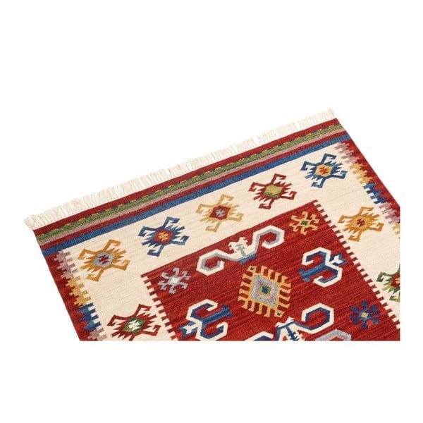 Dywan ręcznie tkany Kilim Dalush 401, 180x120 cm