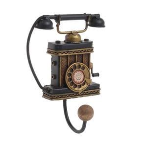 Haczyk ścienny w kształcie telefonu InArt