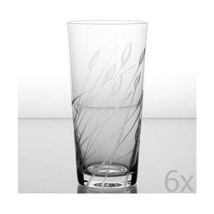 Zestaw 6 szklanek Aaron 480 ml