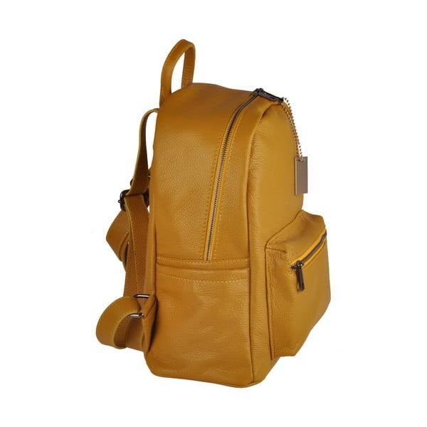 Plecak Emilio Masi Zamar, żółty