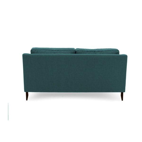 Turkusowa sofa trzyosobowa Vivonita Bond