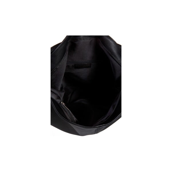 Czarna torebka skórzana Massimo Castelli Orisa