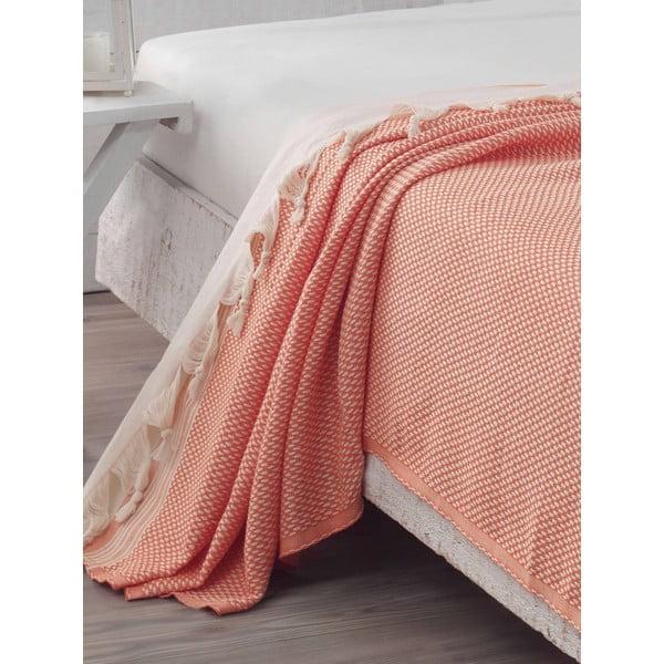 Narzuta Hasir Orange, 200x240 cm