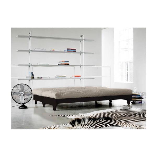 Sofa rozkładana Karup Fresh Wenge/Vision