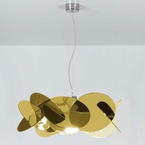 Lampa wisząca Bea Emporium, złota
