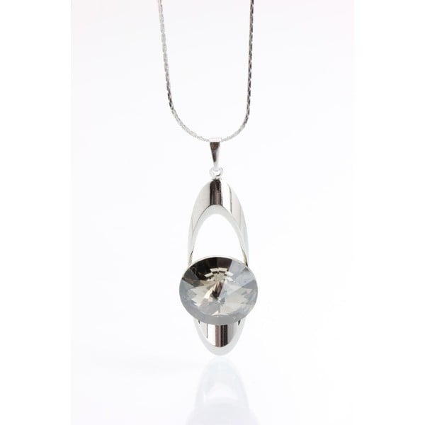 Naszyjnik z kryształami Swarovskiego Yasmine Eye Crystal