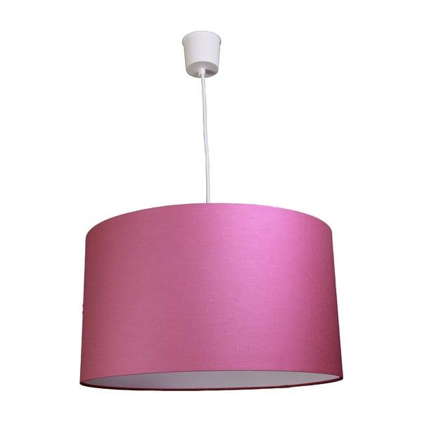Lampa sufitowa White Inside One Pink