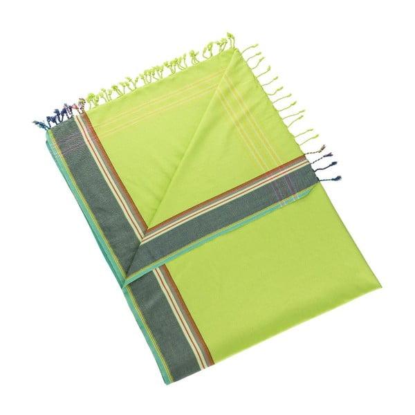 Ręcznik/pareo Sarila Green, 100x178 cm