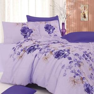 Komplet pościeli Ange Purple Blue, 200x220 cm