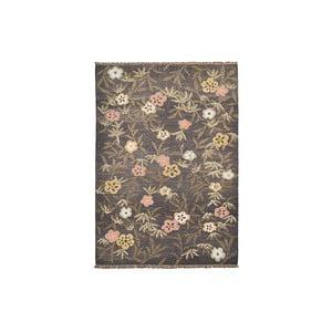 Ręcznie tkany dywan Kilim Floral 165, 155x240 cm