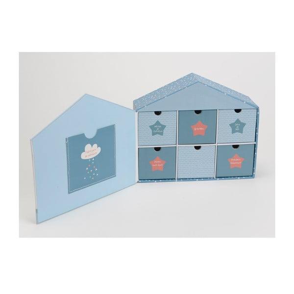 Pudełko z szufladami Noam