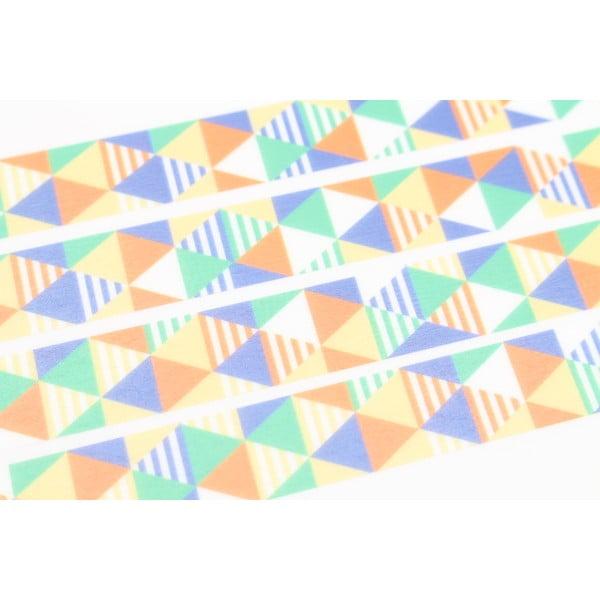 Taśma dekoracyjna washi MT Masking Tape Violette, dł.10m
