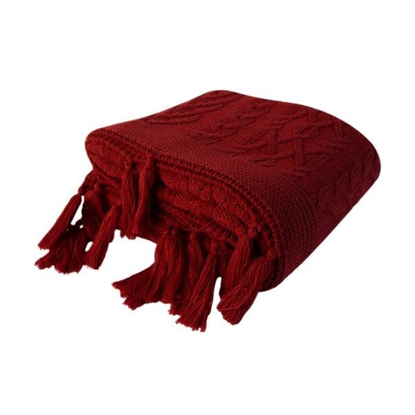 Koc Tutu Red Wine, 130x170 cm