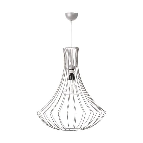 Lampa wisząca Chiara Silver