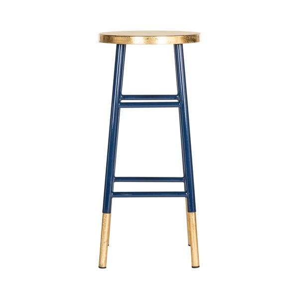 Stołek Kia, niebieski