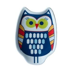 Podstawka ceramiczna na woreczek po herbacie Tri-Coastal Design Owl Tea
