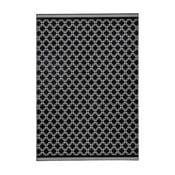 Czarny dywan Hanse Home Chain, 200 x 290 cm