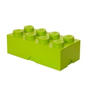 Pudełko, limonkowe