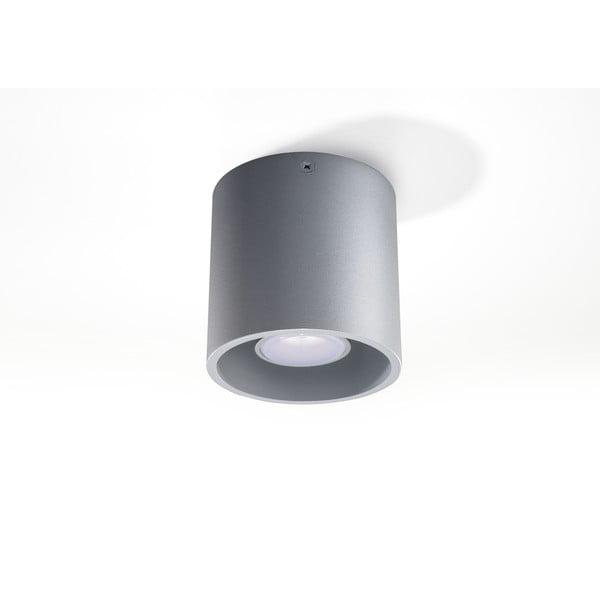 Szara lampa sufitowa Nice Lamps Roda 1