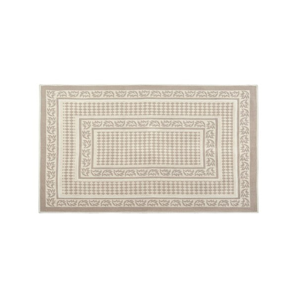 Kremowy dywan bawełniany Floorist Regi, 120x180cm