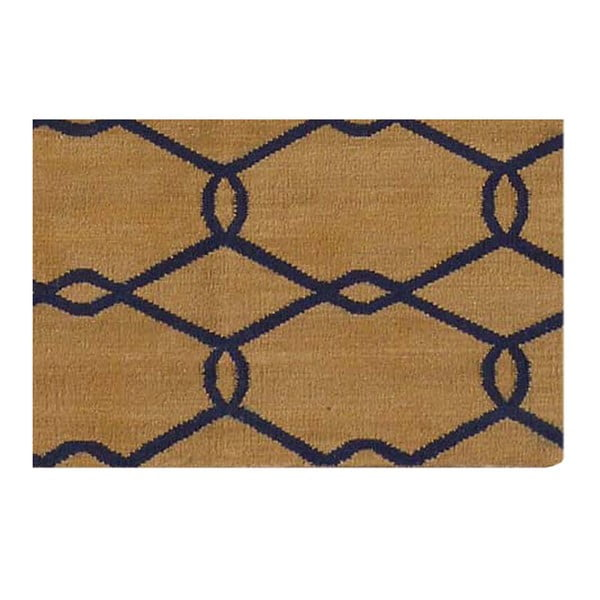 Dywan ręcznie tkany Kilim D no.819, 120x180 cm