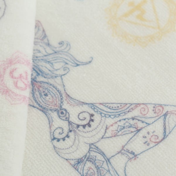 Komplet 2 ręczników Sembol, 50x90 cm + 70x140 cm