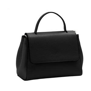 Czarna torebka skórzana Andrea Cardone Pakula