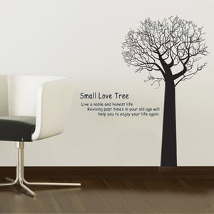 Naklejka Ścienna Small Love, 60x90 cm