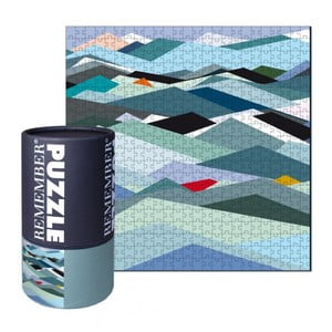 Puzzle Remember Landscape