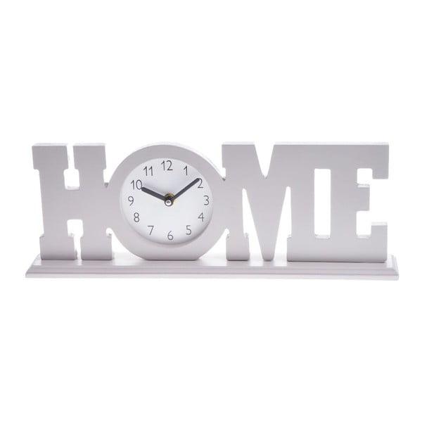 Zegar drewniany Beige Home